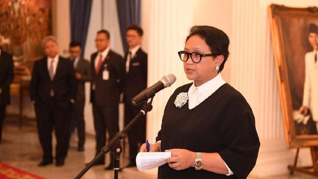 Menlu: Akses Air Bersih Jangkau 76% Masyarakat Indonesia