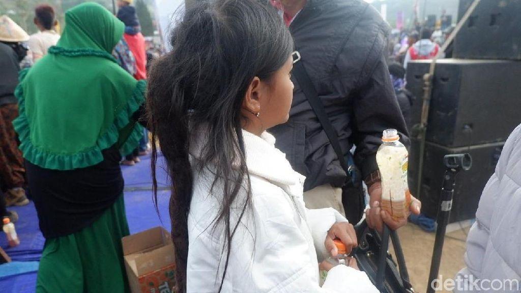 Cerita Dua Anak Gimbal dari Jawa Barat, Orangtua Sempat Bingung