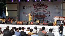 Festival Indonesia Ketiga Dibuka, Warga Moskow Datang Menyerbu