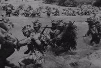 Tentara Jepang yang berperang menghadapi Inggris (NaturesTemper/Youtube)