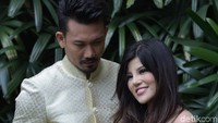 Pasangan tersebut berniat untuk segera menikah setelah bertunangan. Foto: Noel/detikHOT