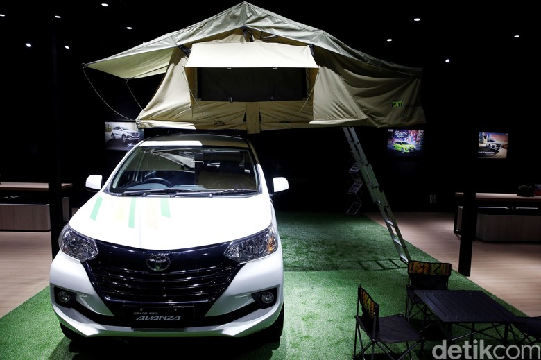 Toyota Avanza. Foto: Rachman Haryanto