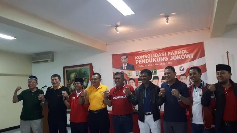 Koalisi Jokowi Pede Lebih Maju Dibanding Kubu Prabowo