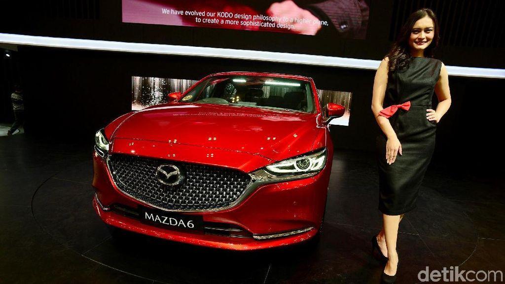 Merah Menyala Mazda 6 Elite