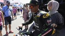 MotoGP Malaysia Menyambut Pahlawan Lokal, Hafizh Syahrin