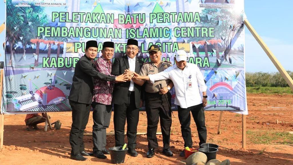 Ke Bengkulu, Mendes Resmikan Sejumlah Proyek di Kawasan Transmigrasi