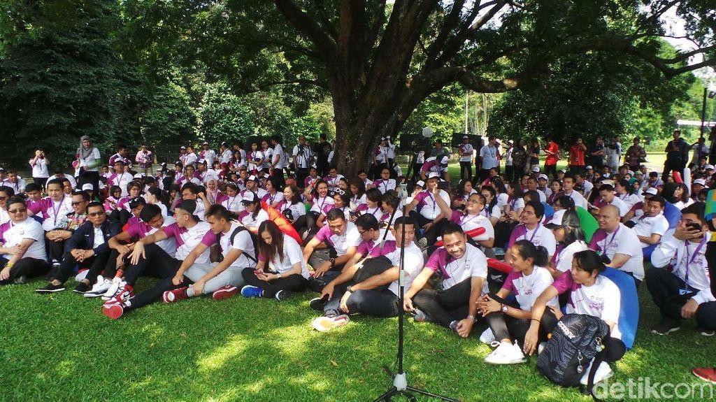 Jokowi: Jika Gagal 10 Besar Asian Games, Mau ditaruh di Mana Muka Kita?