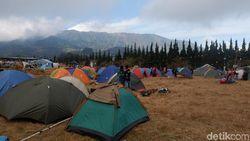 Homestay Penuh, Panitia DCF Sediakan Camping Ground