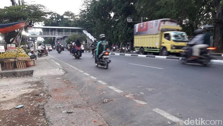 2 Pelaku Tawuran Suporter-Warga di Pasar Rebo Jadi Tersangka