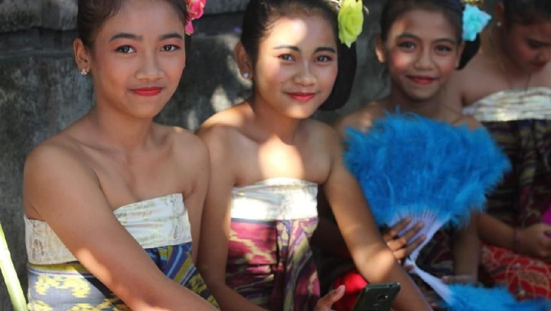 Ilustrasi Festival Buleleng (dok. Kemenpar)