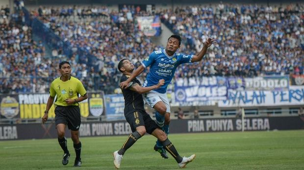 Persib Bandung akan berlaga di kandang setelah Liga 1 2018 diistirahatkan pada saat penyelenggaraan Asian Games 2018.