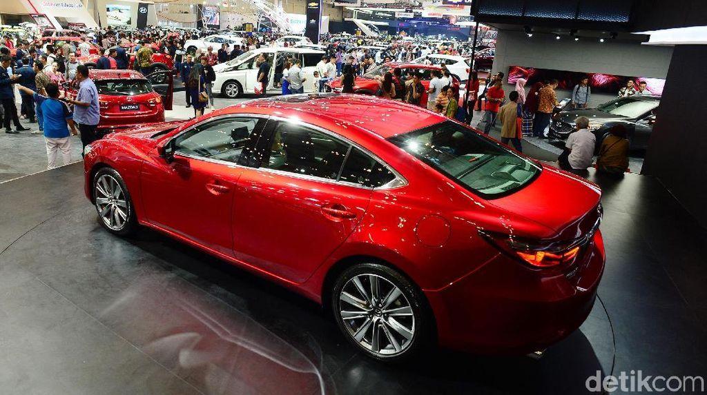 Mazda Jual 1.000 Mobil di GIIAS 2018