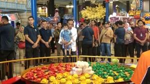 Sebelum Kerja Weekend, Jokowi Ajak Keluarga ke Transmart Bogor