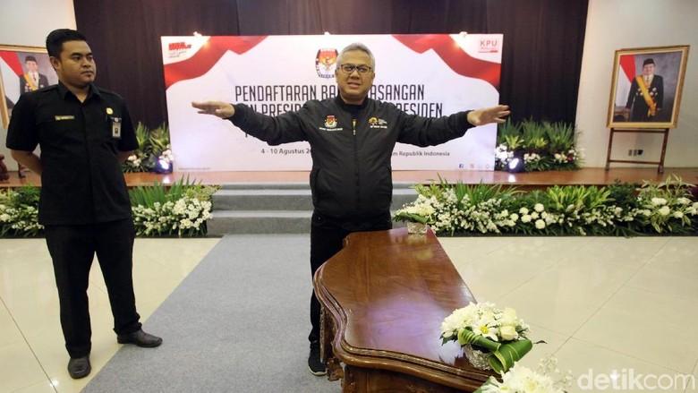 KPU ke ACTA: Tak Ada Rahasia di Pertemuan dengan Koalisi Jokowi