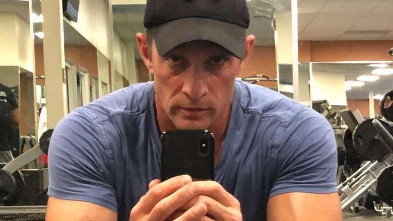 Yap, namanya David Fumero. Dikulik dari Instagramnya, dia sering banget nih berbagi foto latihan. (Foto: Instagram)