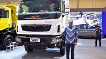 GIIAS 2018: Tata Prima 3383.K Jagoan Baru Tata Motors di Konstruksi, Tambang dan Logistik