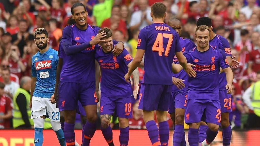 Salah: Liverpool Tak Butuh Pemain Baru Lagi