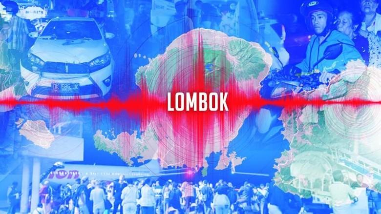 TGB Minta Masjid Tenangkan Masyarakat Agar Tak Panik Usai Gempa 7 SR
