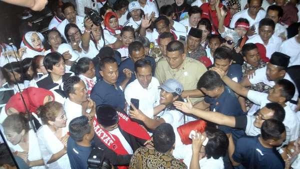 Hanura: Jangan Buru-buru Baper Tuduh Jokowi Suruh Relawan Tawuran