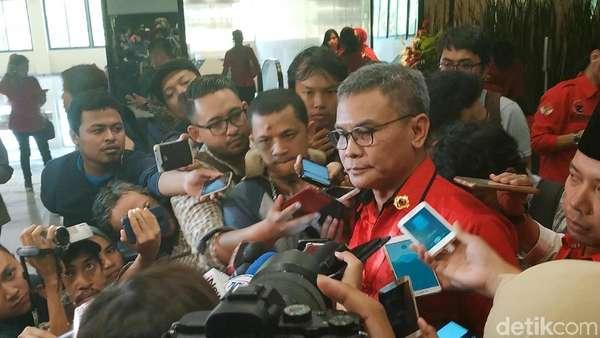 Johan Budi: Arahan Jokowi Kiasan, Bukan Berantem Secara Fisik
