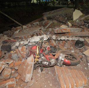 25% Listrik Lombok Masih Padam Pasca Gempa
