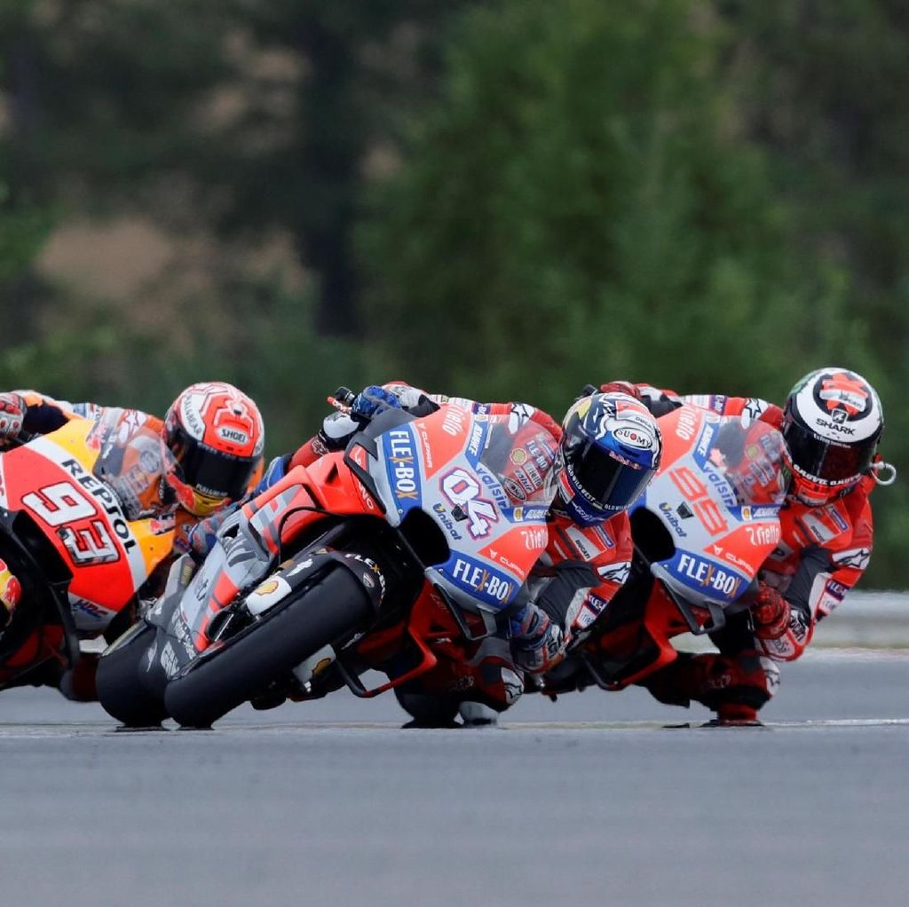 Yuk, Seru-seruan Nobar MotoGP Austria Bareng Trans7 di Karawang