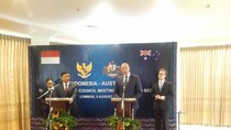 Pemerintah Indonesia-Australia Bahas Isu Terorisme