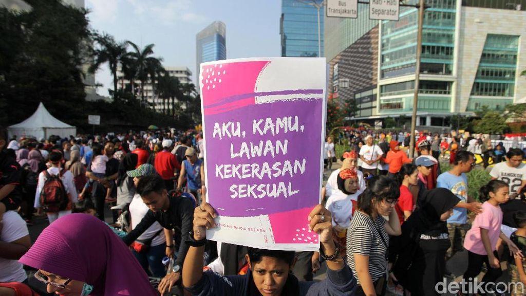 RUU Penghapusan Kekerasan Seksual Didesak Segera Disahkan, Ini 4 Alasannya