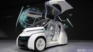 Deretan Kendaraan Listrik Toyota Bakal Unjuk Gigi di Olimpiade 2020