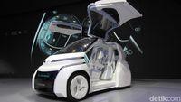 Buat Mobil Tanpa Sopir, Toyota Modali Uber Rp 7 Triliun