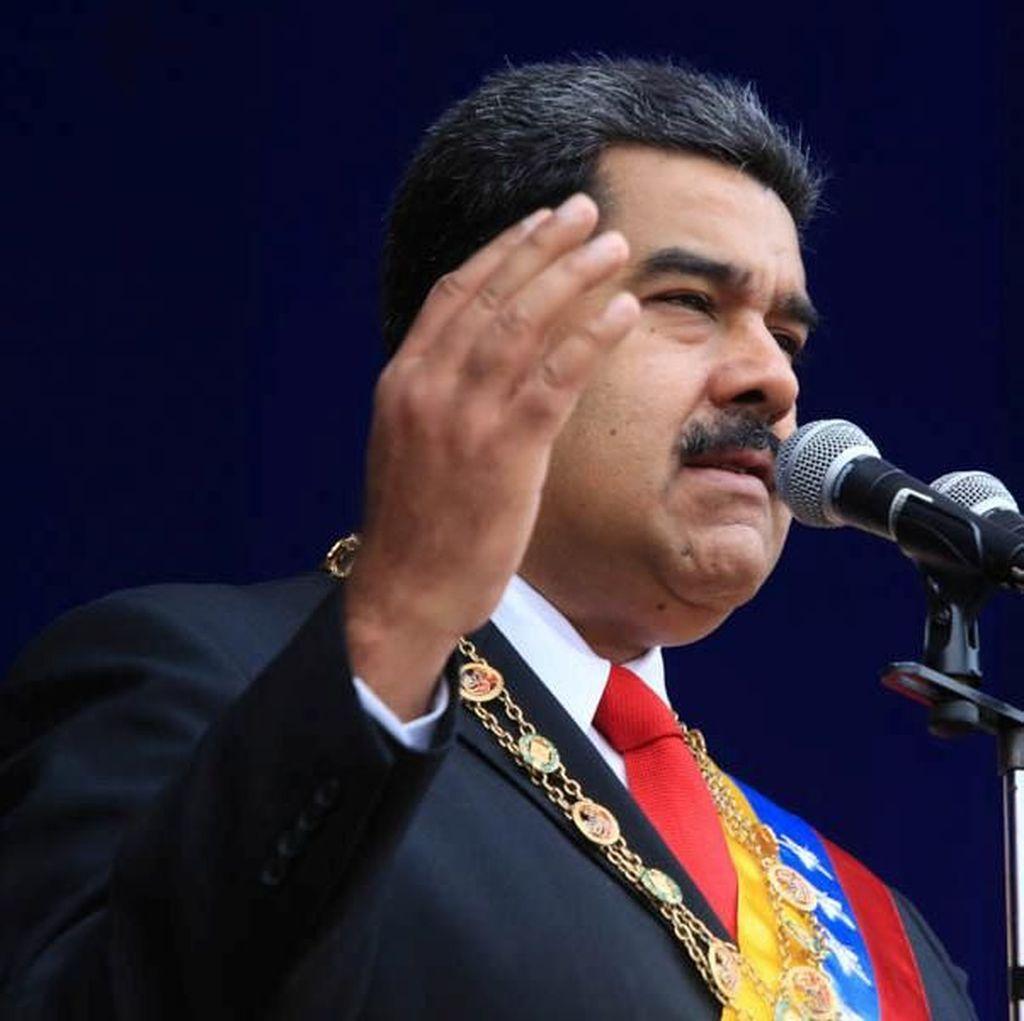 Maduro Tuduh Chili-Kolombia-Meksiko Terlibat dalam Serangan Drone