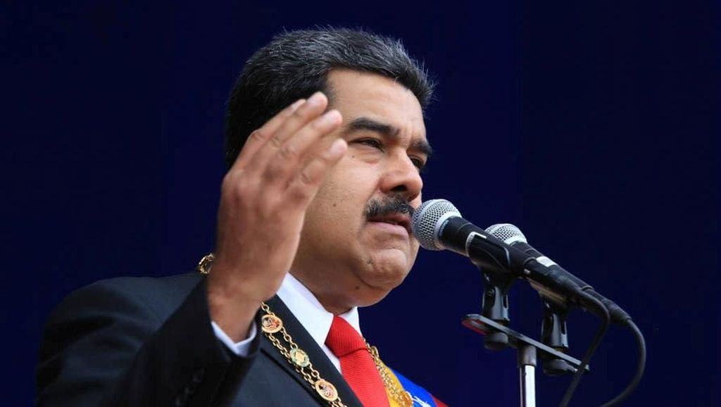 Venezuela Naikkan Harga BBM Bulan Depan