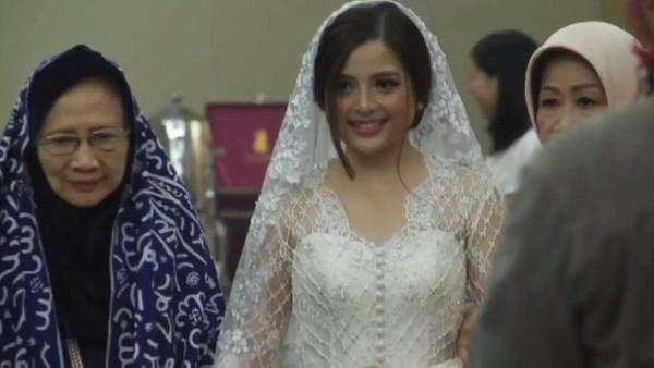 Sah! Tasya Kamila Resmi Jadi Istri Randi Bachtiar