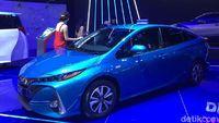 Toyota Datang ke GIIAS bukan untuk Jualan