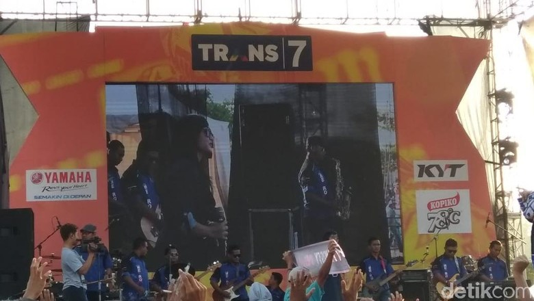 Serunya Nobar MotoGP Republik Ceko di Semarang