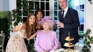 Di Sini Bisa Rasakan Pengalaman Ngeteh Sore Bersama Ratu Elizabeth, Mau?