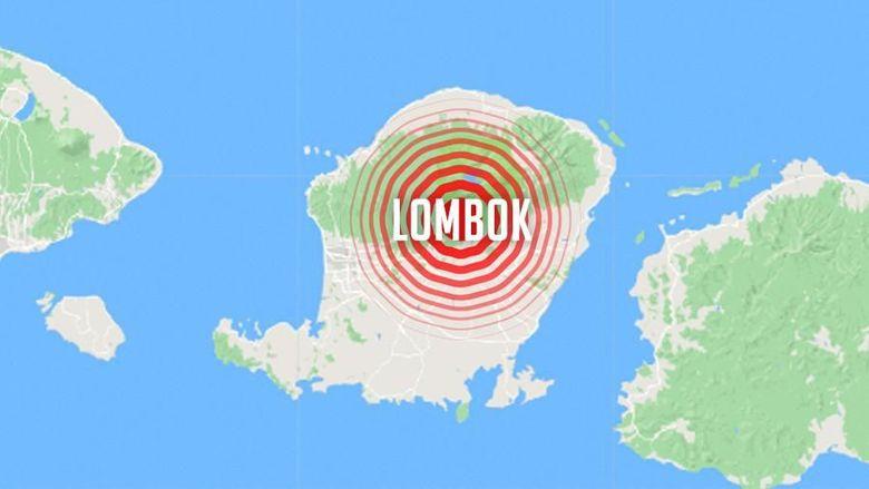 Gempa Lombok 7 SR: 91 Orang Meninggal, 209 Orang Terluka