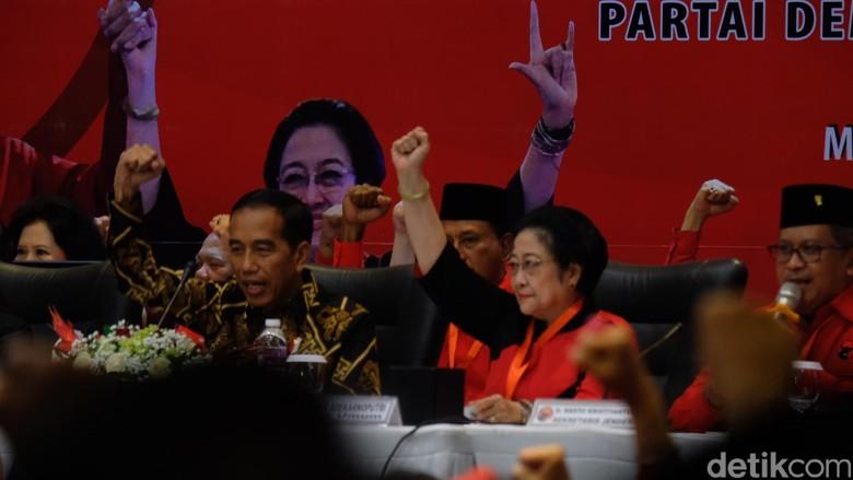 Jokowi Hadiri Pembekalan Caleg PDIP