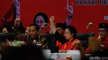 Bekali Caleg PDIP, Jokowi: Kerja di Lapangan, Tak Ada Lagi Rapat!