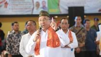 HUT RI Ke-73, Mendes Salurkan Bantuan Sarana Air Bersih di Bengkulu
