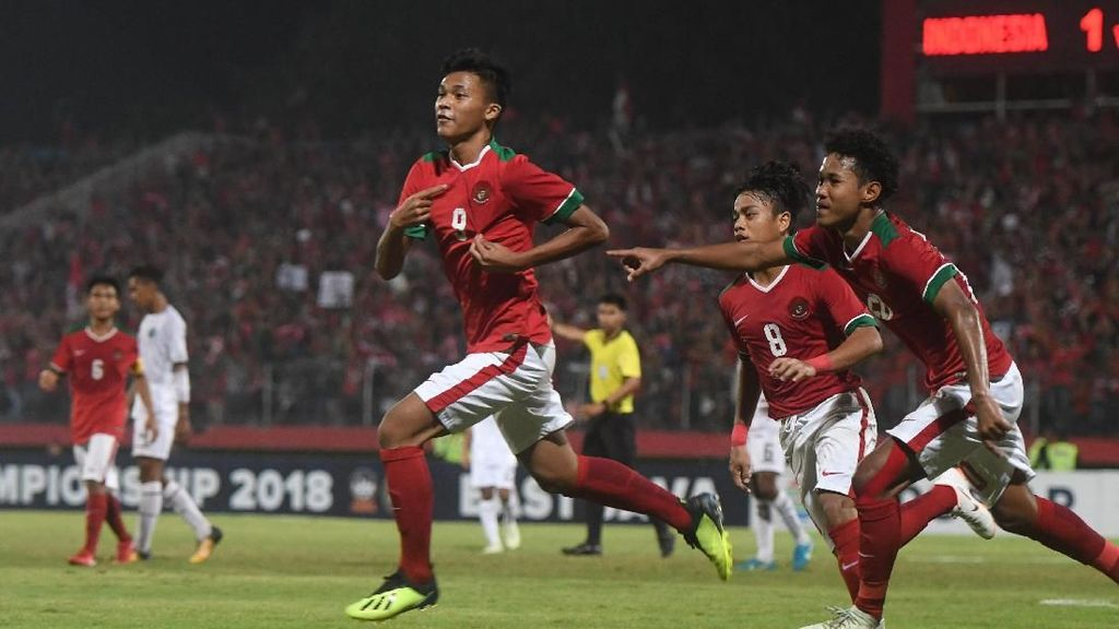 Jadwal Final Piala AFF U-16: Thailand Vs Indonesia