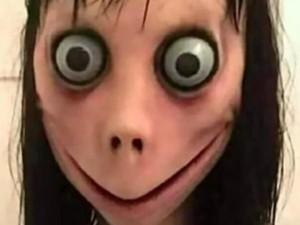 Inspirasi Makeup Hantu Momo untuk Halloween