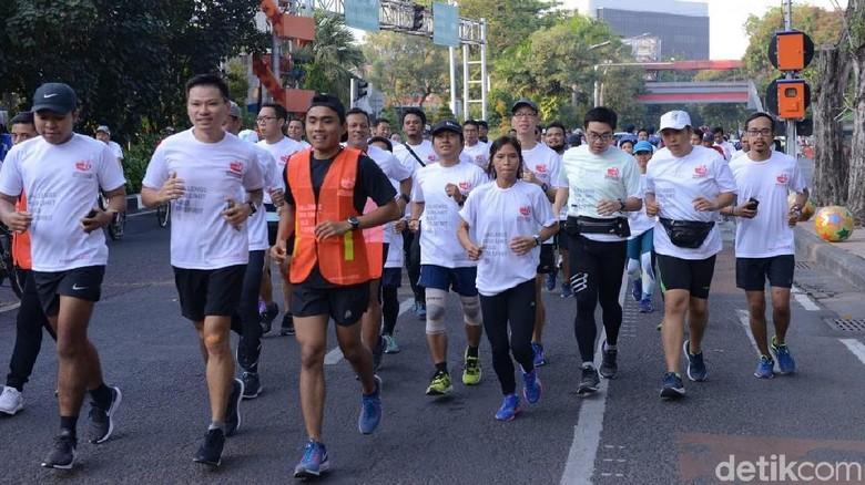 Yuk, Ikut Tantangan Lomba Lari di Area Bekas Tambang Semen