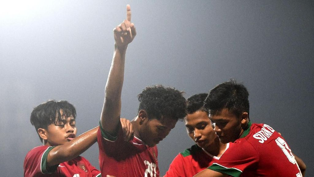 Presiden Jokowi: Gelar Juara Piala AFF U-16 Jadi Kado Terindah HUT Kemerdekaan