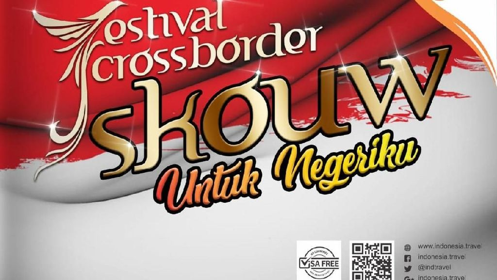 Musik Reggae Akan Ramaikan Festival Cross Border di Skouw Papua