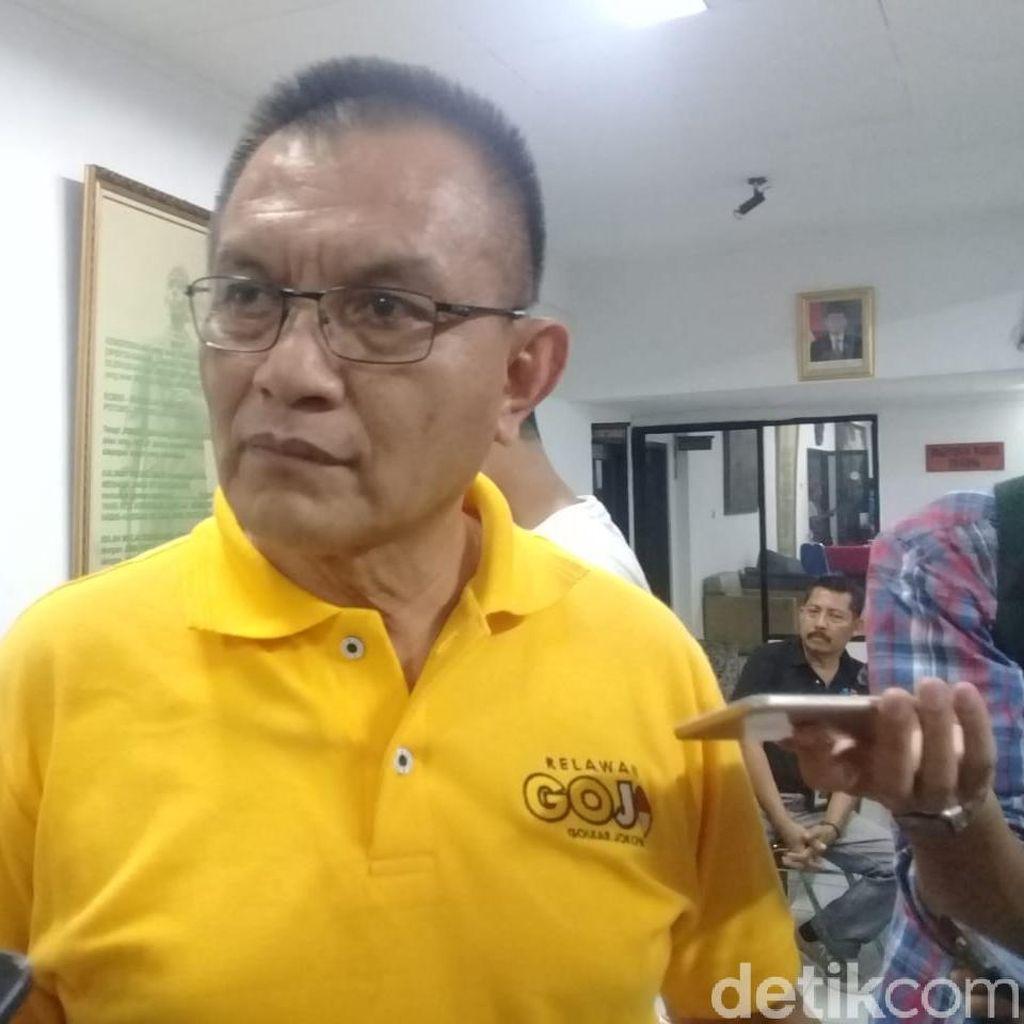 Golkar: Relawan Jokowi-Maruf Mampu Penuhi Logistik Sendiri