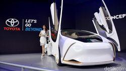 Produksi Mobil Listrik, Toyota: Kita Jangan Sampai Tertinggal Jauh