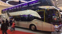 Laris Manis, Bus Tingkat Buatan Indonesia Dikirim ke Luar Negeri