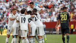 Allegri: Ada Ronaldo atau Tidak, Madrid Tetap Tangguh