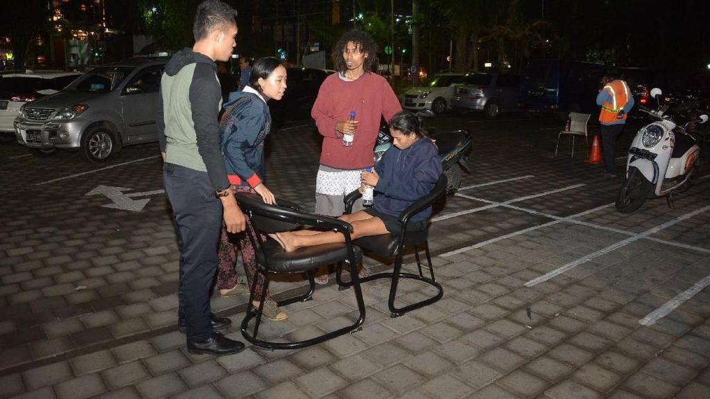 Pakai Genset, PLN Pulihkan Listrik di Lombok Utara